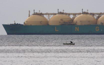 За първи път Турция внесе природен газ от САЩ