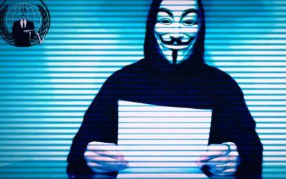 Anonymous обявиха война на Доналд Тръмп