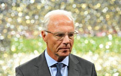 FIFA разследва Бекенбауер за купено световно домакинство