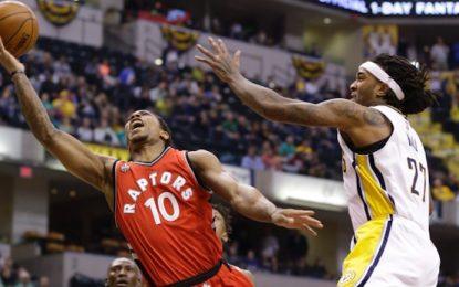 """Избрано от НБА: """"Пейсърс"""" не успяха да укротят убийственото дуо на """"Раптърс"""""""