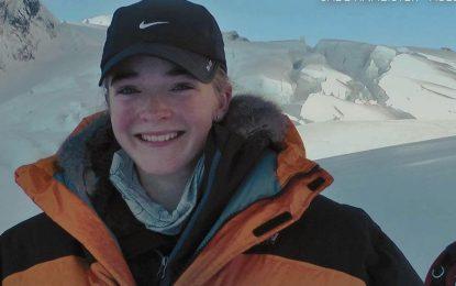 Австралийка става най-младият полярник с хеттрик