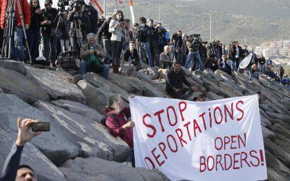 Балкански страни незаконно връщат мигранти
