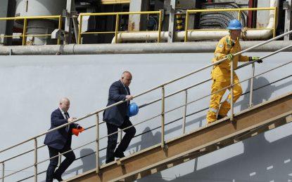 Пускат сондите за нефт и газ в Черно море