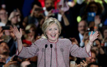 Клинтън и Тръмп взеха и Ню Йорк