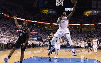 """Избрано от НБА: Дюрант отказа """"Спърс"""" с 41 точки"""