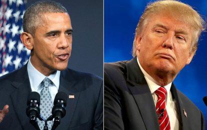 Обама призова журналистите в САЩ да разобличат Тръмп
