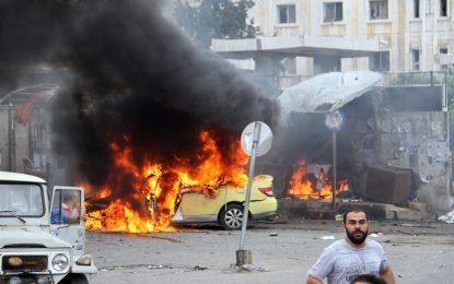 Бунтовници в Сирия отказаха участие в преговорите за мир