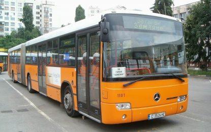 София пенсионира автобуси от миналия век