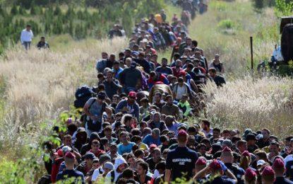 ЕС задели €6 милиарда за мигрантската криза през 2017