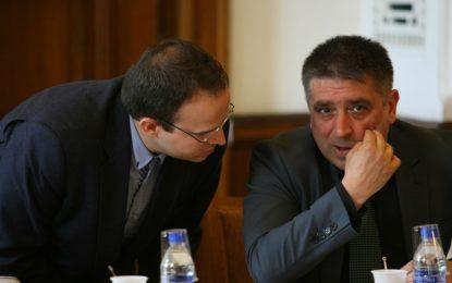 ГЕРБ се въздържа от позиция по ветото