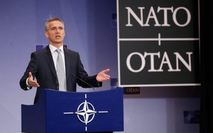 НАТО търси нова среща с Русия