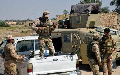 Армията на Ирак щурмува Фалуджа