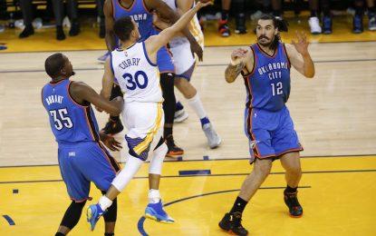 """Избрано от НБА: """"Уориърс"""" се спасиха от елиминация"""