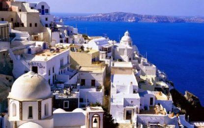 Гърция пусна ферибот за българите на Санторини