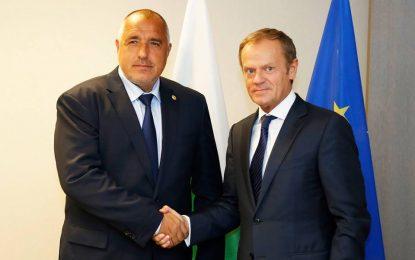 "Борисов пита Брюксел за ""Големия шлем"""