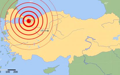Учени предупреждават за 7 по Рихтер край Истанбул