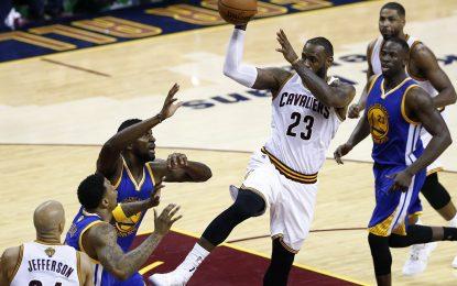 Избрано от НБА: ЛеБрон отново размаза шампионите. Титлата ще се реши в мач №7