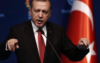Ердоган стресна Атина с намек за промяна на граници