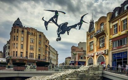 Първи международен дрон филмфест – в Пловдив