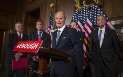 Сенатът отхвърли по-строгия оръжеен контрол в САЩ