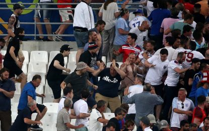 Руски хулигани с опит са виновни за насилието в Марсилия