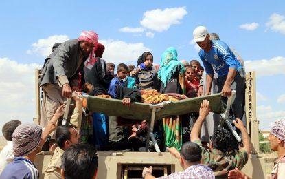 Битката за Фалуджа предизвика хуманитарно бедствие