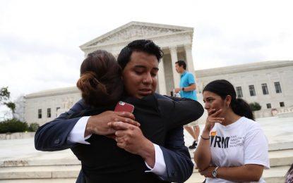 Върховният съд на САЩ блокира имигрантската реформа на Обама