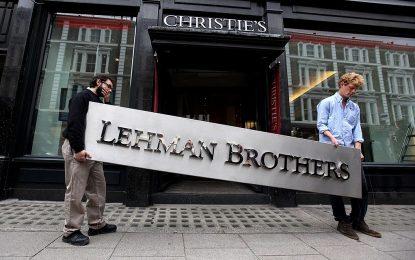 Brexit удари по пазарите, но не като Lehman Brothers