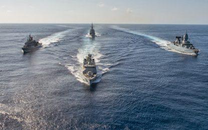 Русия предупреди НАТО да внимава с Черно море