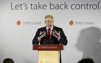 Лондон стартира процедурата на излизане от ЕС догодина