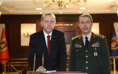 Турция увеличи правата на армията в борбата с тероризма