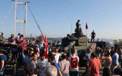 Турция нащрек за нов опит за преврат