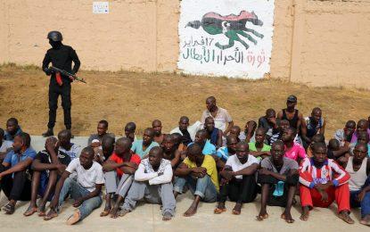 Издевателствата над мигрантите в Либия са ужасяващи