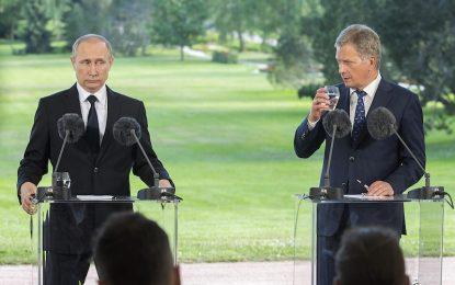 Путин заплаши Финландия с войници по границата при членство в НАТО