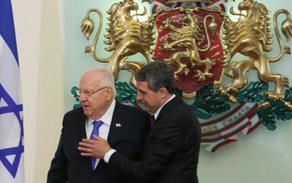 Плевнелиев обеща на израелския президент съд за атентата в Сарафово