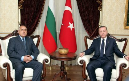 Бойко Борисов подкрепя преговорите с Турция за членство в ЕС