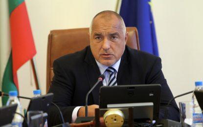 Борисов иска огради около Европа, а не в нея