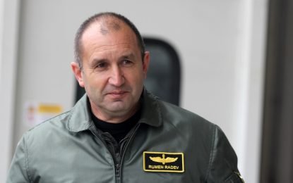 БСП уби мита за независимия генерал Радев