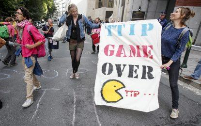 Германия обяви преговорите за ТТИП за провалени