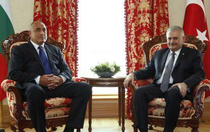 Борисов отново вестоносец на Анкара в Европа
