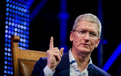 Apple обвини Брюксел в данъчен диктат