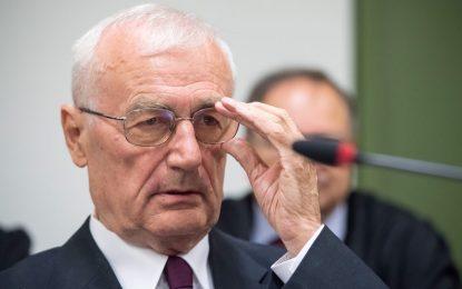 Германия осъди доживот началник на югославската ДС