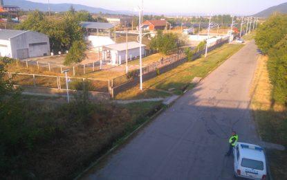 Теч на газ евакуира 60 души от Николаево и спря движението в района