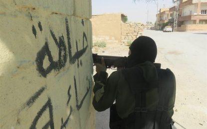 """След """"халифата"""" кюрдите изтласкват и Асад от Северна Сирия"""