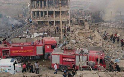 Нов атентат срещу полицията в Турция взе 9 жертви и рани десетки