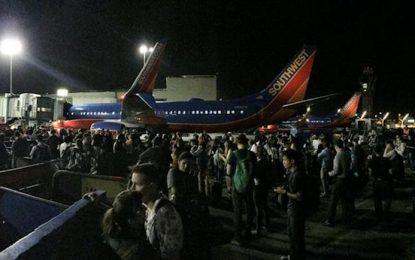 Зоро евакуира летището в Ел Ей