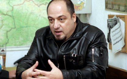 Биячът на Сидеров се кандидатира за президент