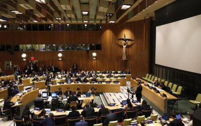 Плевнелиев се обяви пред ООН за борба с нелегалната миграция