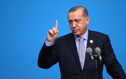 Ердоган не вижда мир за Сирия без съгласието на Турция
