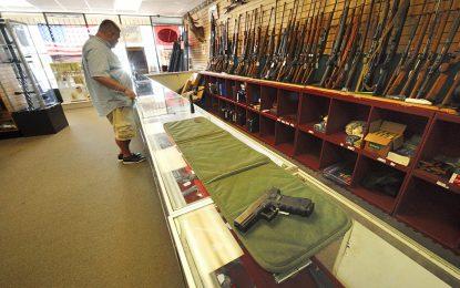 Само 3% от американците притежават 130 милиона оръжия